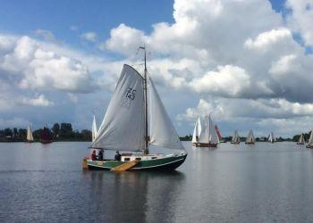 Zeeschouw Platbodem, Sailing Yacht  for sale by Pedro-Boat