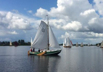 Zeeschouw Platbodem, Segelyacht Zeeschouw Platbodem zum Verkauf bei Pedro-Boat