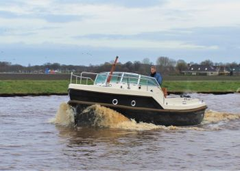Drammer 820 Cabrio, Tender  for sale by Pedro-Boat