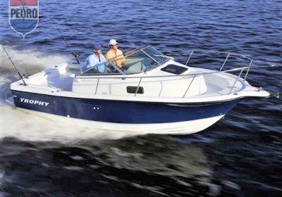 Trophy 2052 WA FD, Speedboat und Cruiser Trophy 2052 WA FD zum Verkauf bei Pedro-Boat