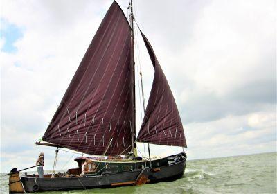 Marker Rondbouw MK75, Flach-und Rundboden Marker Rondbouw MK75 zum Verkauf bei Pedro-Boat