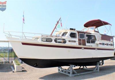 Vissers Salon Kruiser 10.00, Motor Yacht  for sale by Pedro-Boat