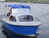 Shetland 500, Öppen båt och roddbåt  Shetland 500 säljs av Barat Boten