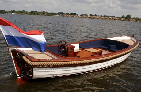 Moonday 27 CS / ROYAL, Sloep Moonday 27 CS / ROYAL te koop bij Lemmer Yachting
