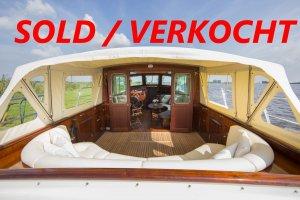 Pikmeer kruiser 12.50 Ok, Motorjacht Pikmeer kruiser 12.50 Ok te koop bij Amsterdam Nautic
