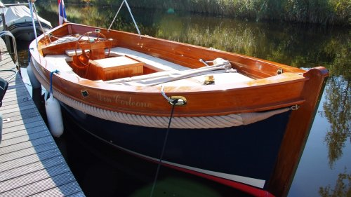 VOC Jan Van Gent 830 Sloep, Sloep VOC Jan Van Gent 830 Sloep for sale by Amsterdam Nautic