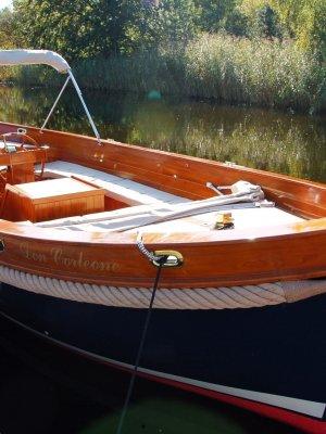 VOC Jan Van Gent 830 Sloep, Sloep  for sale by Amsterdam Nautic