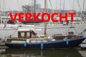 Robbert das 34, Zeiljacht Robbert das 34 te koop bij Amsterdam Nautic