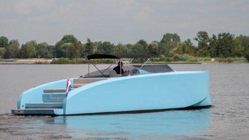 VanQuish VQ32, Speed- en sportboten VanQuish VQ32 for sale by Amsterdam Nautic