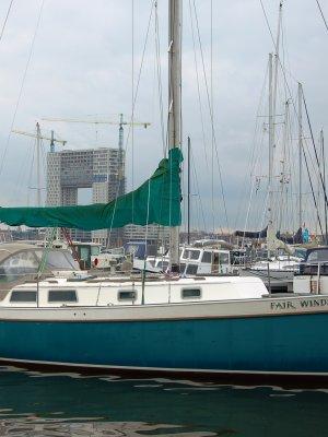 Niagara 35, Zeiljacht  for sale by Amsterdam Nautic