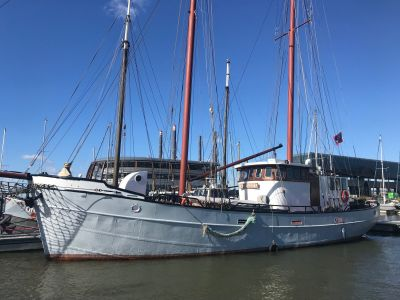 , Ex-Fracht/Fischerschiff  for sale by Amsterdam Nautic