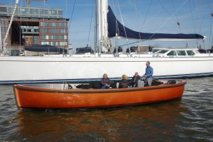 Alufleet 8.50 Retro, Sloep Alufleet 8.50 Retro te koop bij Amsterdam Nautic