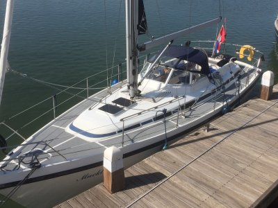Compromis 36 Class, Zeiljacht  for sale by Amsterdam Nautic