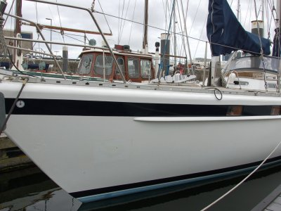 Carena 36 Ketch, Segelyacht  for sale by Amsterdam Nautic