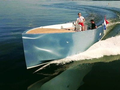 Brandkuip 880, Speedboat und Cruiser  for sale by Amsterdam Nautic