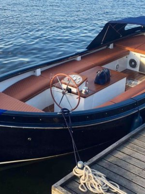Harding Reddingssloep 7.65, Sloep  for sale by Amsterdam Nautic