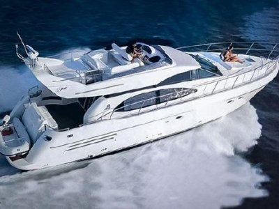 Azimut 58, Motor Yacht  for sale by Amsterdam Nautic