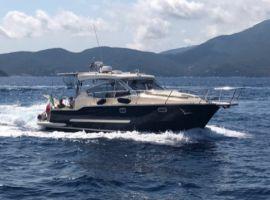 Portofino 11 Sport Fish, Speedboat und Cruiser Portofino 11 Sport FishZum Verkauf vonAmsterdam Nautic