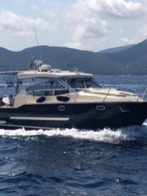 Portofino 11 Sport Fish, Speedboat and sport cruiser  for sale by Amsterdam Nautic