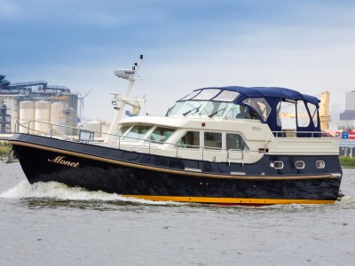 Linssen Grand Sturdy 430 AC Mark II, Motor Yacht  for sale by Amsterdam Nautic