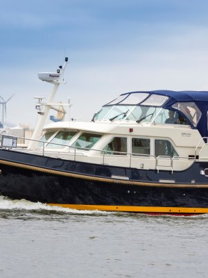 Linssen Grand Sturdy 430 AC Mark II, Motorjacht  for sale by Amsterdam Nautic