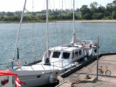 Fellowship 62, Segelyacht  for sale by Amsterdam Nautic