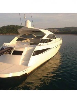 Pershing 46, Motorjacht  for sale by Amsterdam Nautic