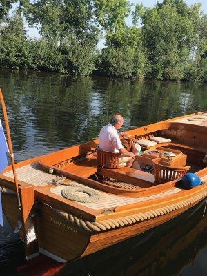 Scherpel Vlet 750, Tender  for sale by Amsterdam Nautic