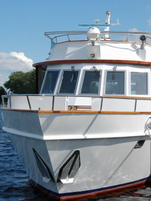 Beachcraft 18.50 flybridge, Motor Yacht  for sale by Amsterdam Nautic