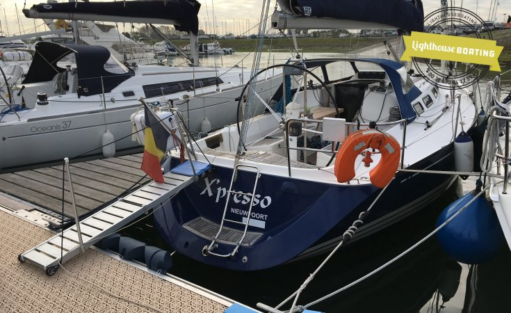 X-Yachts X362 Sport, Sailing Yacht for sale by Lighthouse Boating