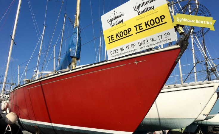 Trapper 500, Sailing Yacht for sale by Lighthouse Boating