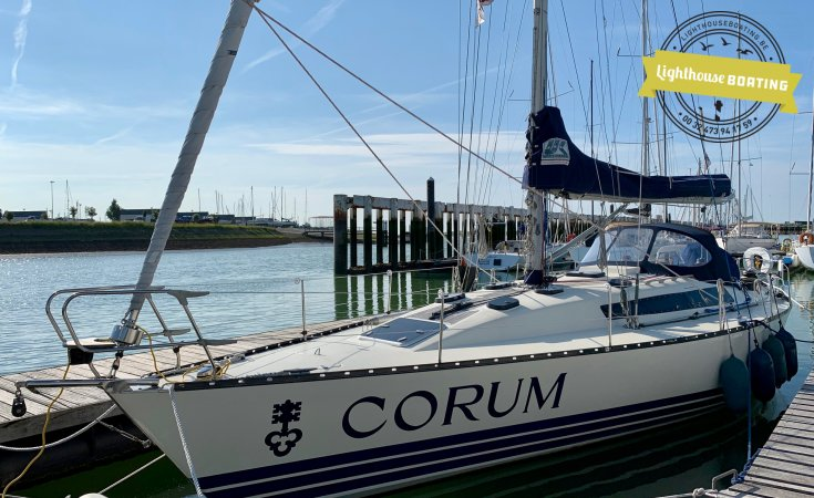 X Yacht X452, Sailing Yacht for sale by Lighthouse Boating