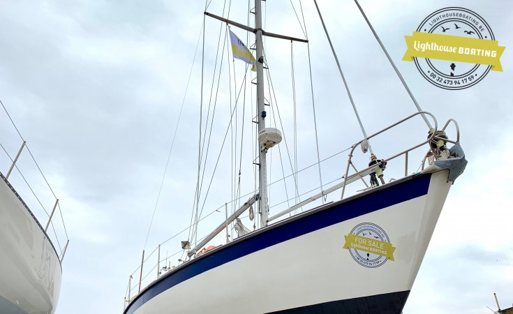 Westerly STORM 33, Sailing Yacht for sale by Lighthouse Boating