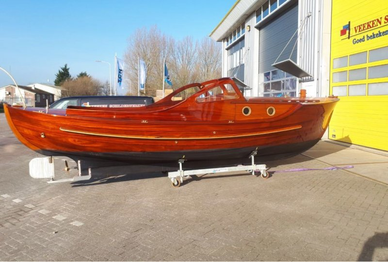 Petterrson Snipa, Klassiek/traditioneel motorjacht