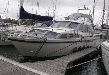 Linssen 402 SX, Motorjacht Linssen 402 SX te koop bij Reijn Jachtmakelaardij