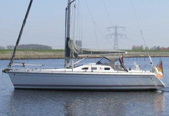 Etap 37S, Segelyacht Etap 37S zum Verkauf bei Reijn Jachtmakelaardij