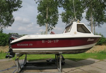 Warrior 170 Fishing, Speed- en sportboten Warrior 170 Fishing te koop bij Reijn Jachtmakelaardij