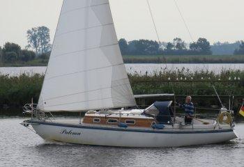 Najade 930, Segelyacht Najade 930 zum Verkauf bei Reijn Jachtmakelaardij