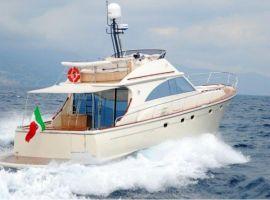 Cantieri Estensi GOLDSTAR 560 C FLY, Моторная яхта Cantieri Estensi GOLDSTAR 560 C FLYдля продажи Nautigamma S.A.S. Di Dal Mas Antonio & C