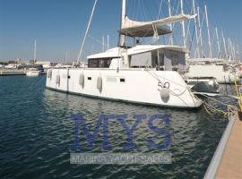 Lagoon 52 F, Barca a vela Lagoon 52 Fin vendita daMarina Yacht Sales