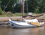 Kooijman & De Vries Vollenhovense Bol 850, Plat- en rondbodem, ex-beroeps zeilend Kooijman & De Vries Vollenhovense Bol 850 de vânzare Easy Sail