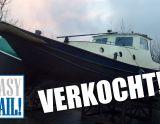 Sleepboot / Sleepvlet Vlet, Ex-bateau de travail Sleepboot / Sleepvlet Vlet à vendre par Easy Sail