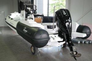 Ranieri International Cayman 23 Sport Touring, RIB en opblaasboot Ranieri International Cayman 23 Sport Touring te koop bij Slikkendam Watersport