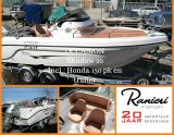 Ranieri Internationaal Shadow 20 Incl. Honda 130 Pk En Trailer, Speedbåd og sport cruiser