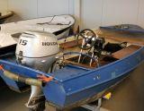 Stalen sloep Vlet 4.60, Open motorboot en roeiboot Stalen sloep Vlet 4.60 de vânzare Slikkendam Watersport