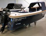 Van Zutphen 500 Tender Blauw Inclusief Mercury 25 Pk, Slæbejolle Van Zutphen 500 Tender Blauw Inclusief Mercury 25 Pk til salg af  Slikkendam Watersport