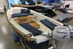 Adria 501 Inclusief Honda Buitenboordmotor te koop on HISWA.nl