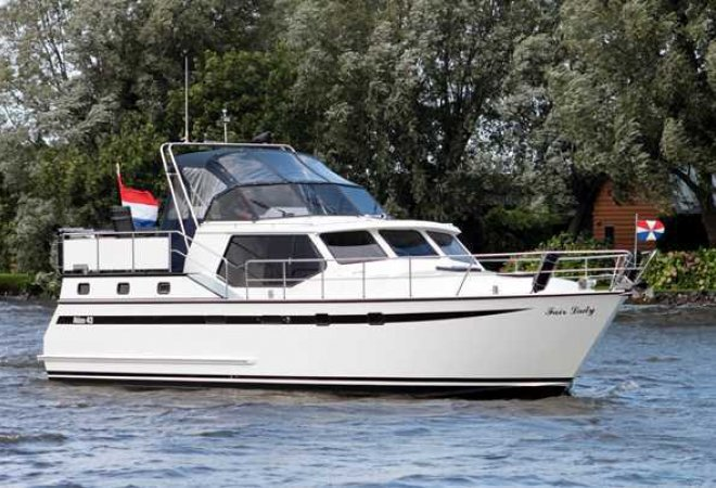 Atico 43 for sale by YachtBid