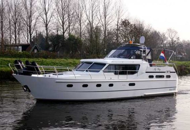 Catfish 1400 for sale by SchipVeiling