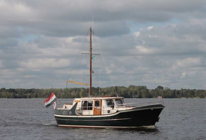 Gillissen Kotter 1100 for sale by SchipVeiling